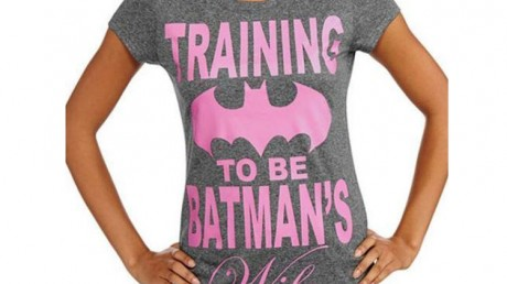 Sexist DC Comics Shirts