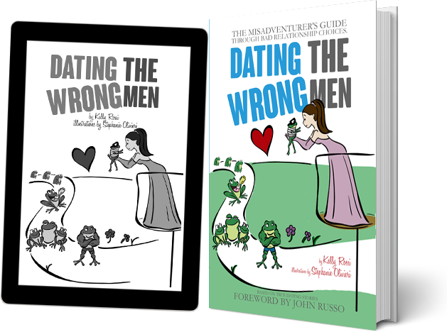 Dating the Wrong Men books